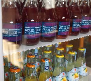 小森ぶどう園の100%ぶどうジュース