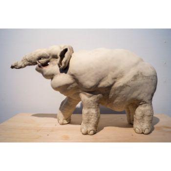 根本裕子 / 『白象』