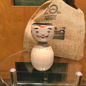4月20日 ミュージアムショップにて「ヒゲこけし」販売