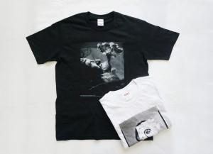 1. ダリとハルスマンTシャツ 全2種