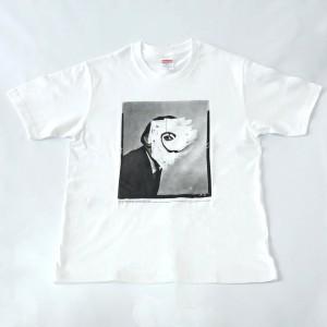 ダリTシャツ/ホワイト ¥4,400