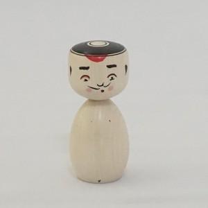 ひげこけし1号「メタボ風」 ¥2,750