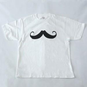 ひげTシャツ ¥1,980