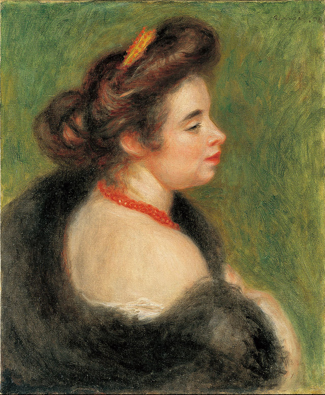 Portrait of Madame Maurice Denis